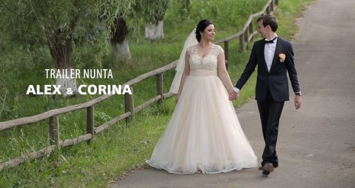 trailer nunta alex si corina