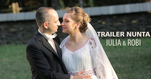trailer nunta iulia si robi