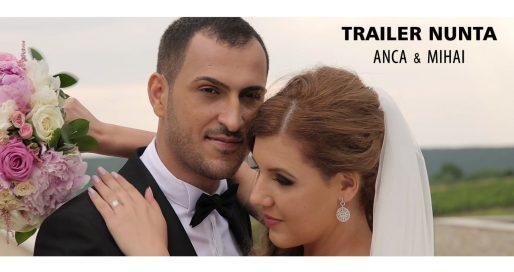 trailer nunta anca si mihai