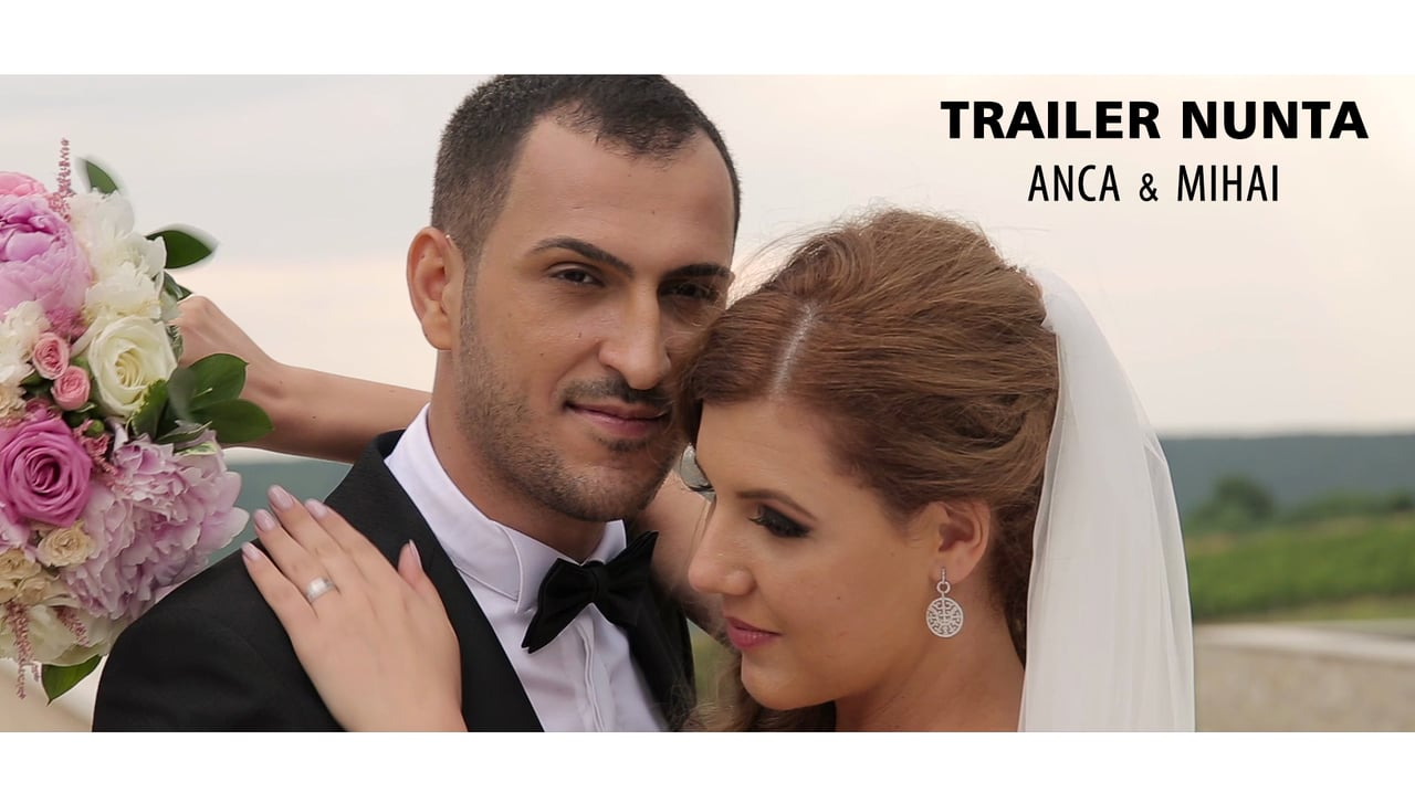 Trailer Nunta Aurelia Si Vasile Fotograf Nunta Bucuresti Filmari