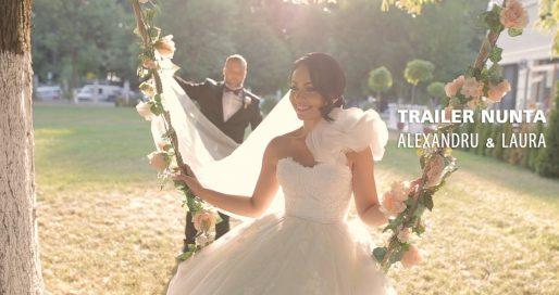 trailer nunta alexandru si laura